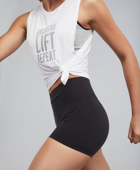 Cross Fitness shapewear shorts