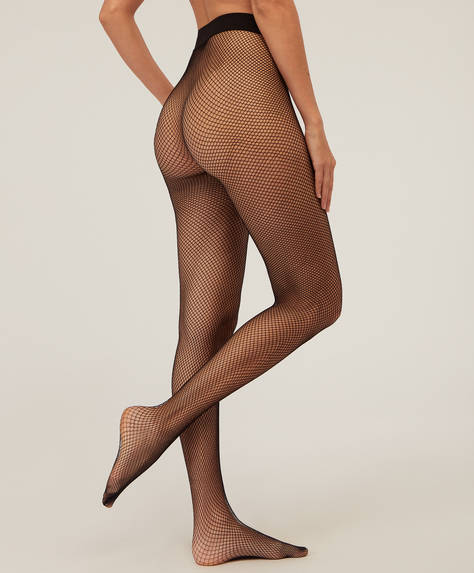 40 DEN fishnet tights