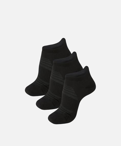 3 Paar Socken aus Baumwolle