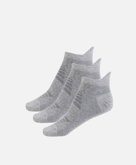 3 pares de calcetines algodón