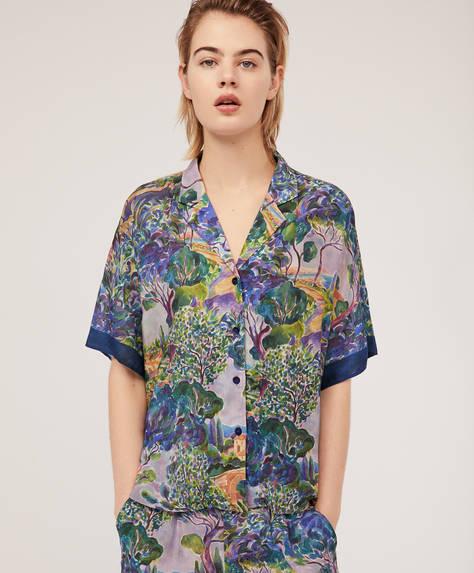 Landscape shirt