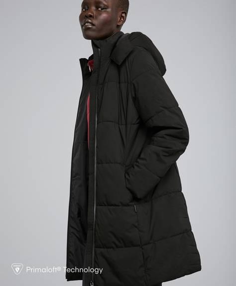 Long PrimaLoft® jacket