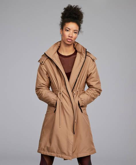 Camel ceket