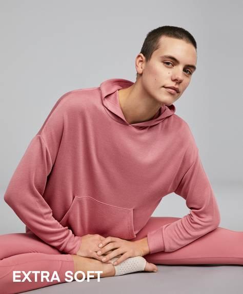 Extra-soft sweatshirt