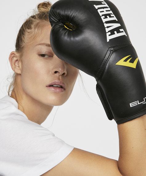 Elite Training Boxing Gloves by Oysho