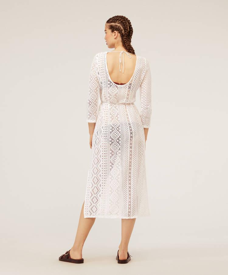 0fbbb3c71d96 Geometric crochet dress - Swimwear and beachwear - Join Life ...