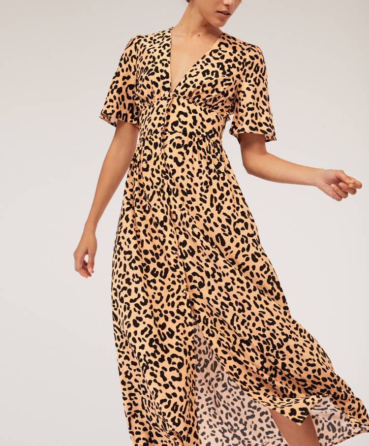 6a1252acda7e Leopard print dress - Dresses and skirts - Swimwear and beachwear ...