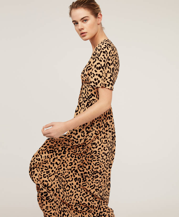501610951072 Leopard print dress - Dresses and skirts - Swimwear and beachwear ...
