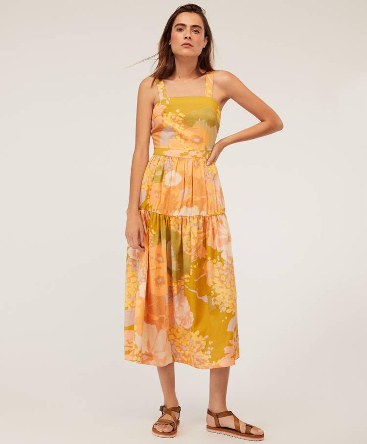 9bca7bd018d1 Φόρεμα με λαιμόκοψη halter - Hello Rio! - Stories