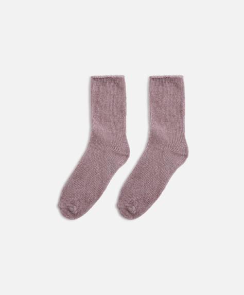 Chenille socks
