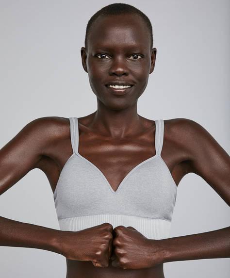Multiway seamless bra