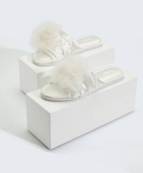 Тапочки для невесты