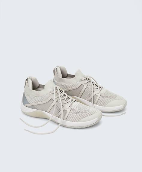 Αθλητικό παπούτσι με δίχτυ