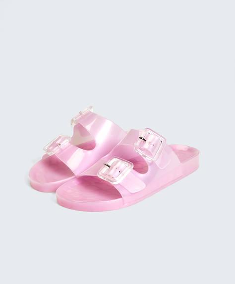 Sandali da spiaggia fibbie