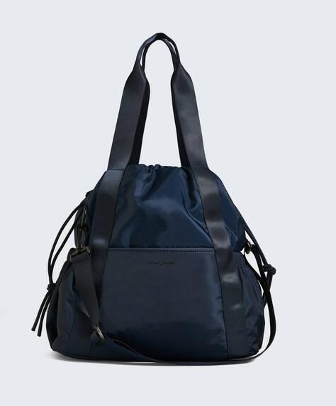 Αθλητική τσάντα με σούρες
