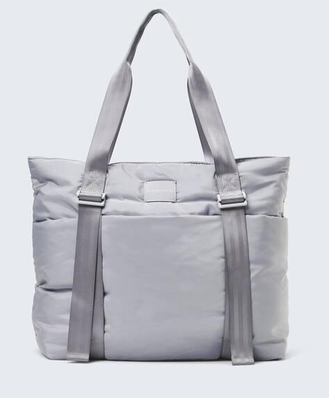 Adjustable straps sports bag