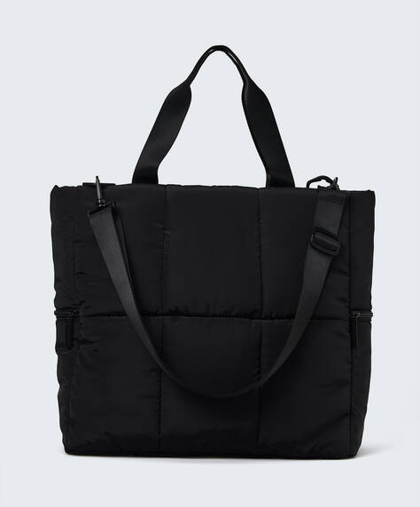 Padded sports bag