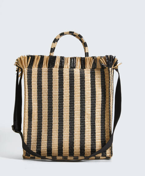 Two-tone multiway shopper