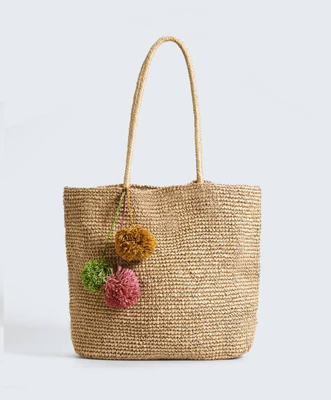 Pompom shopper