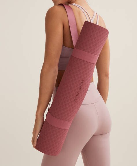 Rose 6mm yoga mat