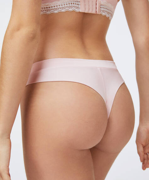 Tanga in V-Form aus Modal