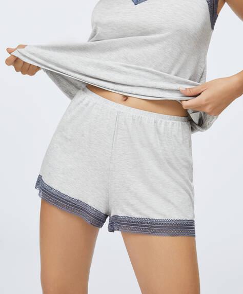 Modal lingerie shorts