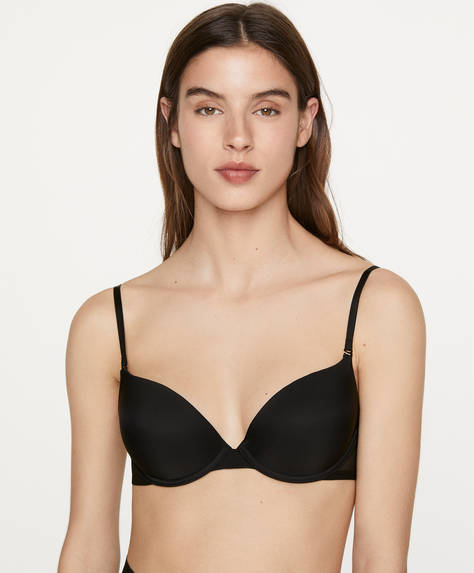 5-way push-up bra with removable padding