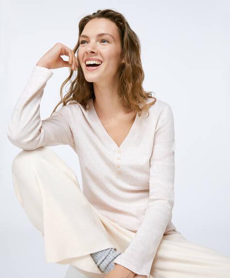 Camiseta 100% algodón orgánico lisa