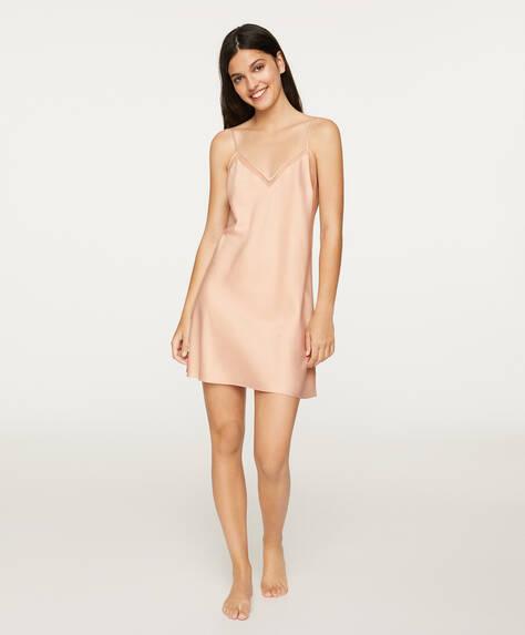 Mini strappy nightdress