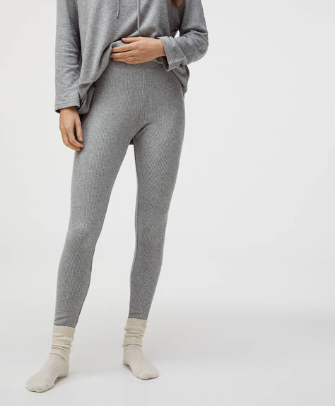 Grey comfort feel leggings