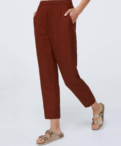 Pantalón lino