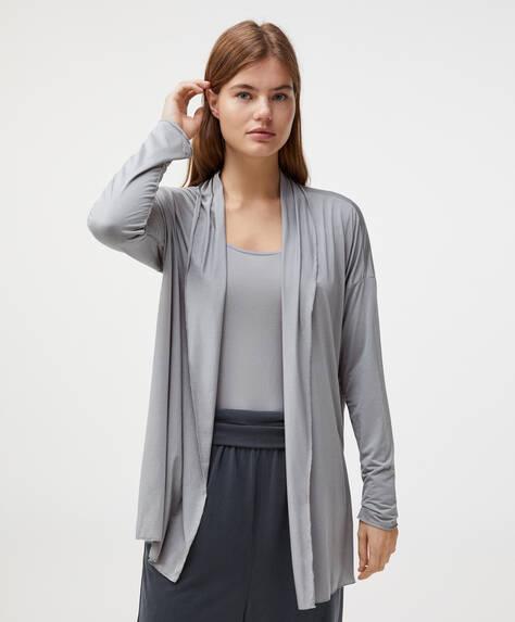 Extra-fine modal jacket