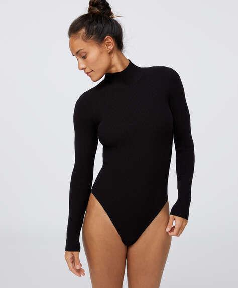 Fine knit body