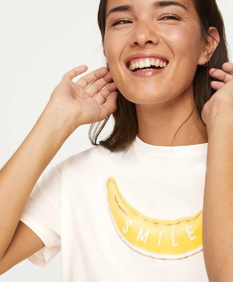 Maglietta banana