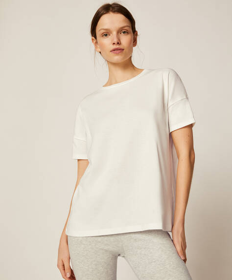 Camiseta relaxed fit