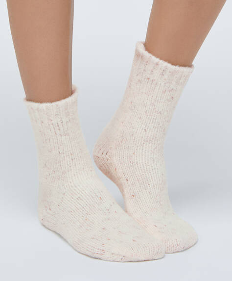 Thick soft touch socks