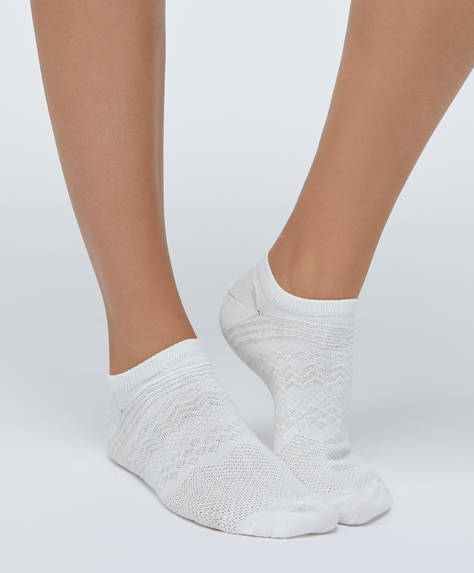 5 pairs of neutral ankle socks