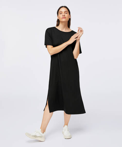 TENCEL® midi dress