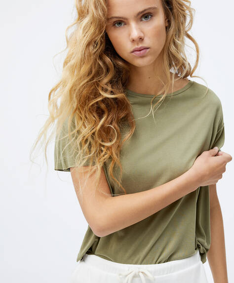 T-shirt i modal