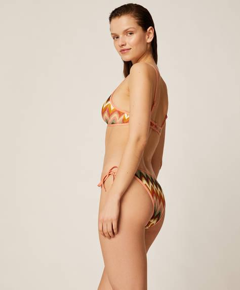 Braguita bikini brasileña crochet