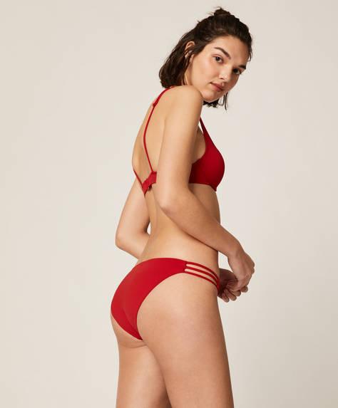 Classic strappy bikini briefs