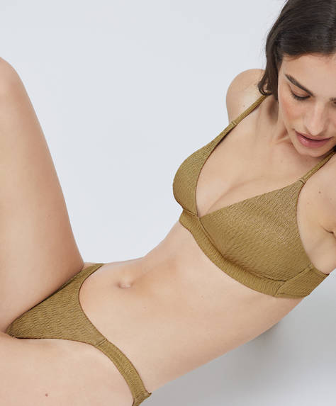 Klassiek bikinibroekje met bandjes
