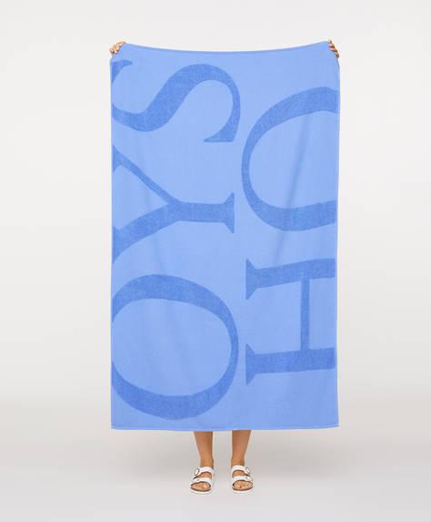 Handtuch mit Oysho-Logo