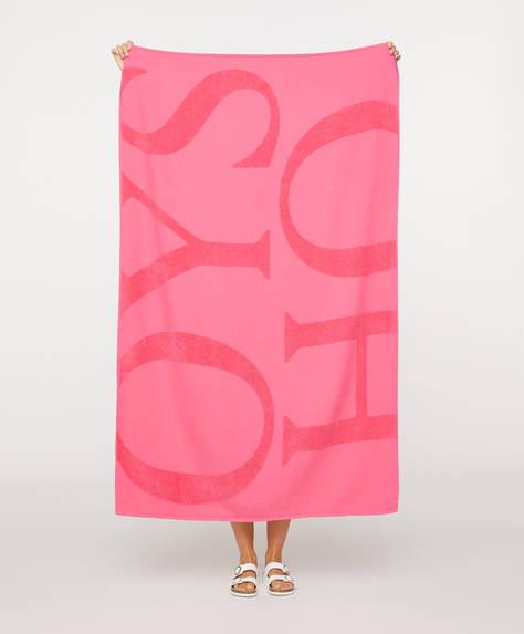 OYSHO logo towel