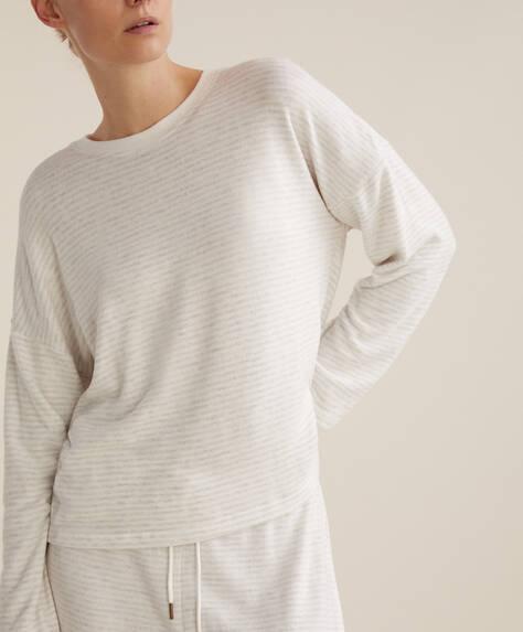 Camiseta rayas comfort feel