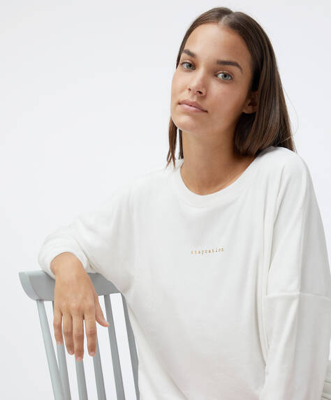 Sweat polaire « Staycation »