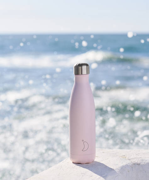 Chilly's Bottle x Oysho in pastel