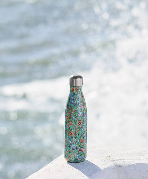 Chilly's Bottle x Oysho with floral print