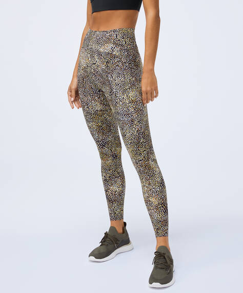 Legging de compression imprimés