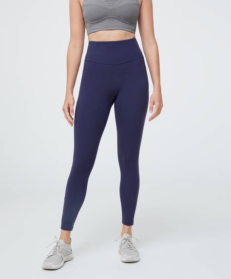 Leggings compresivo cintura doble